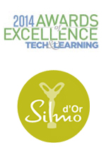 Award of Excellence Tech & Learning