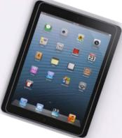 photo of a iPad