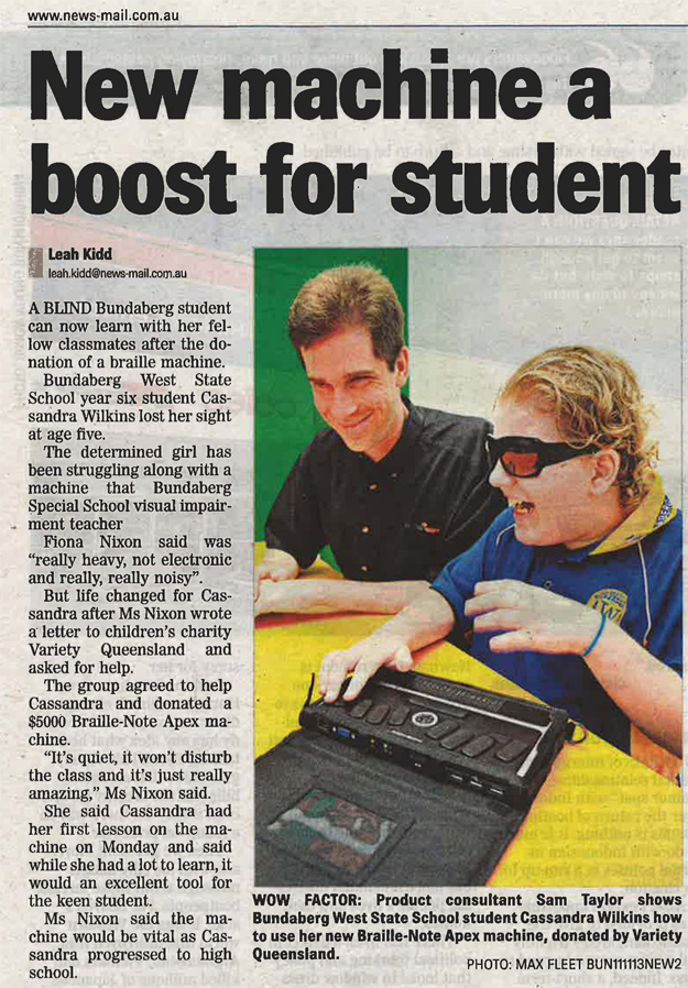 newspaper article on computer technology Find out more about the average computer systems analyst salary and  more from us news news & opinion  computer systems analysts leverage both their knowledge of information technology.